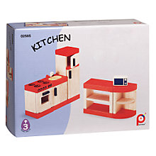 Buy Doll's House Kitchen Furniture Set Online at johnlewis.com