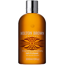 Buy Molton Brown Invigorating Suma Ginseng Bath & Shower, 300ml Online at johnlewis.com