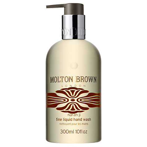 Buy Molton Brown Naran Ji Fine Liquid Hand Wash, 300ml Online at johnlewis.com