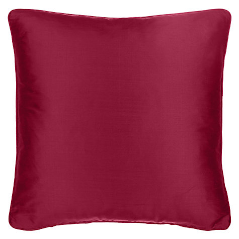 Buy John Lewis Leather Beanbag, Chocolate Online at johnlewis.com