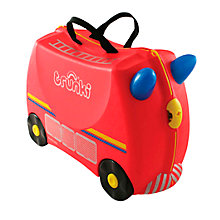 Buy Trunki Freddie the Fire Engine, Red Online at johnlewis.com