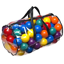 Buy 100 Fun Balls, Multicoloured Online at johnlewis.com