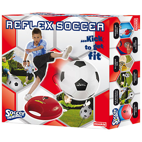 Buy Reflex Soccer Swingball Online at johnlewis.com