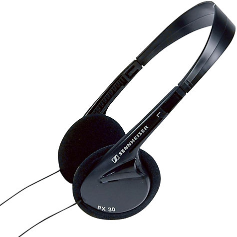 Buy Sennheiser PX30II Flats On-Ear Headphones Online at johnlewis.com