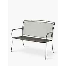 Buy John Lewis Henley by KETTLER 2-Seater Garden Bench Online at johnlewis.com