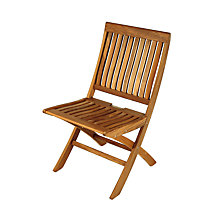 Buy Barlow Tyrie Monaco Folding Outdoor Side Chair Online at johnlewis.com