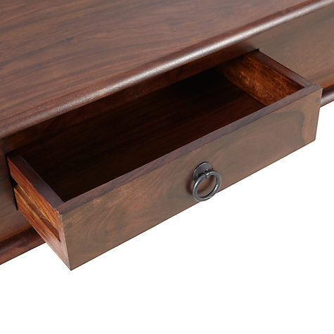 Buy John Lewis Maharani Coffee Table with Drawers Online at johnlewis.com