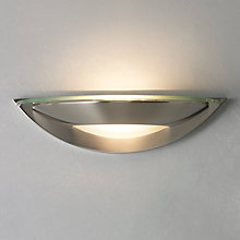 Buy John Lewis Via Wall Light Online at johnlewis.com