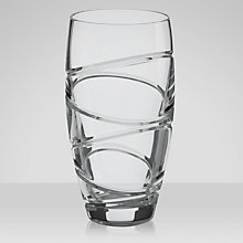 Buy Jasper Conran for Waterford Crystal Aura Long Drink Glasses, Set of 2, Clear Online at johnlewis.com