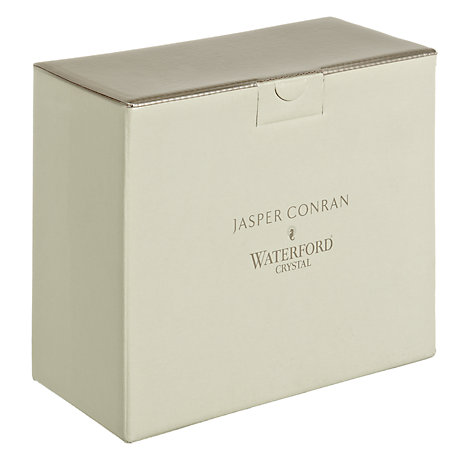 Buy Jasper Conran for Waterford Crystal Aura Tumblers, Set of 2 Online at johnlewis.com