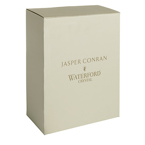 Buy Jasper Conran for Waterford Crystal Aura Wine Glasses, Set of 2 Online at johnlewis.com
