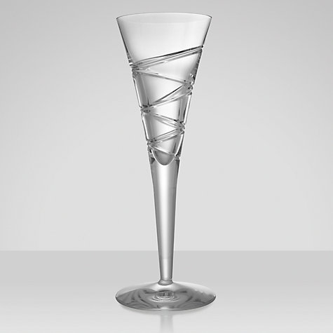 Buy Jasper Conran for Waterford Crystal Aura Flutes, Set of 2 Online at johnlewis.com
