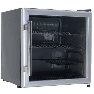 Lec DF50GC Wine and Beer Fridge