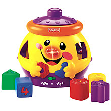 Buy Fisher-Price Cookie Shape Sorter Online at johnlewis.com