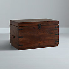 Buy John Lewis Maharani Storage Chest Online at johnlewis.com