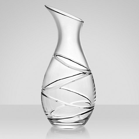 Buy Jasper Conran for Waterford Aura Carafe Online at johnlewis.com