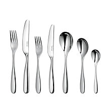 Buy Robert Welch Stanton Bright Cutlery Set, 44 Piece Online at johnlewis.com