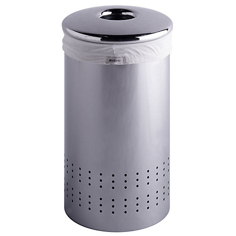 Buy Brabantia Wash Bin, Steel Online at johnlewis.com