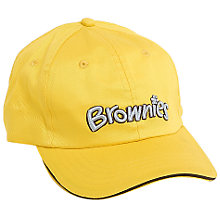 Buy Brownies Uniform Cap, Yellow, One Size Online at johnlewis.com