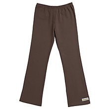 Buy Brownies Uniform Leggings, Brown Online at johnlewis.com
