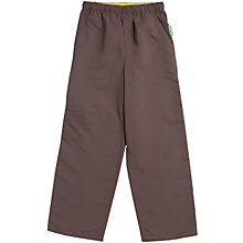 Buy Brownies Uniform Trousers, Brown Online at johnlewis.com