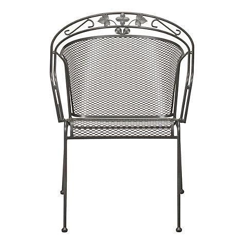 Buy John Lewis Henley by Kettler 2 Seater Round Outdoor Bistro Set Online at johnlewis.com