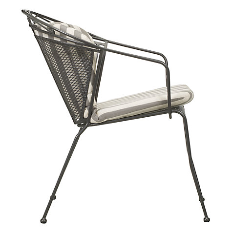Buy John Lewis Henley by KETTLER Round Back Outdoor Armchair Online at johnlewis.com