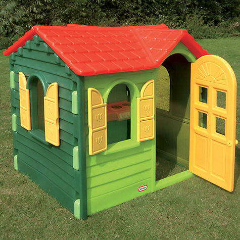 Buy Little Tikes Evergreen Country Cottage Online at johnlewis.com