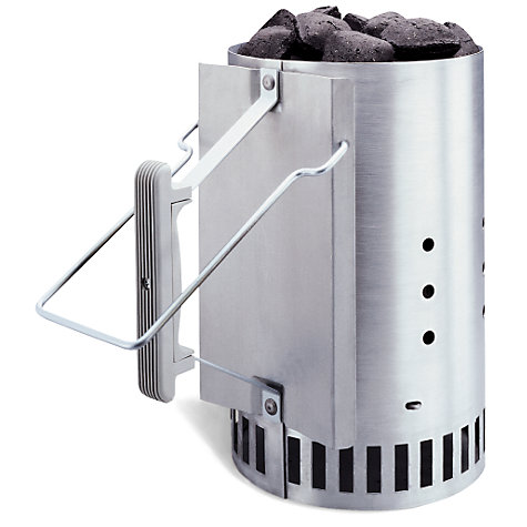 Buy Weber Barbecue Chimney Starter Online at johnlewis.com
