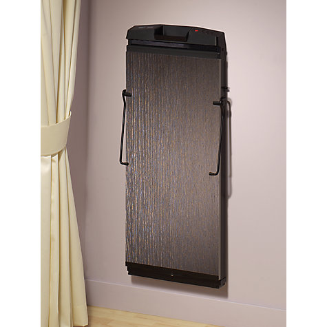 Buy Corby Trouser Press, Black Ash, 7700 Online at johnlewis.com