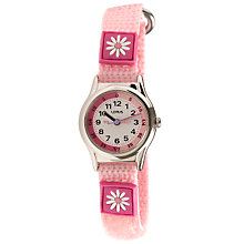 Buy Lorus Children's Time Teacher Watch, Pink, RG269BX9 Online at johnlewis.com