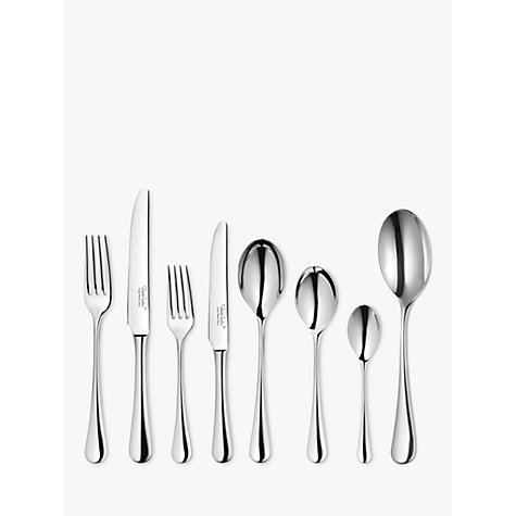 Buy Robert Welch Radford Bright Cutlery Set, 44 Piece Online at johnlewis.com