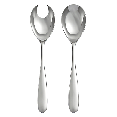Robert Welch Stanton Salad Servers, 2 Piece