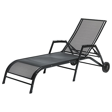 Buy John Lewis Henley by Kettler Sunlounger Online at johnlewis.com