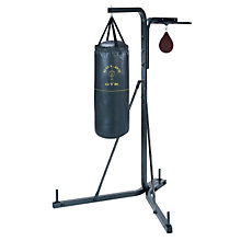 Buy Gold's Gym Boxing Stand with Speedball and Punch Bag Online at johnlewis.com