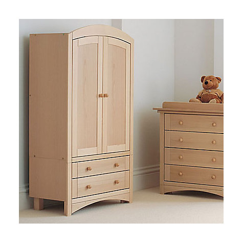 Buy Sophia Double Wardrobe, Natural Online at johnlewis.com