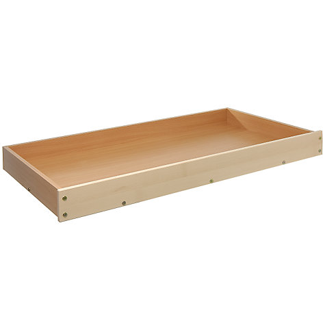 Buy Sophia Cotbed Drawer, Natural Online at johnlewis.com