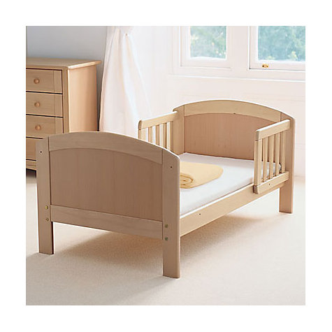 Buy Kerry O'Brien Sophia Cotbed, Natural Online at johnlewis.com