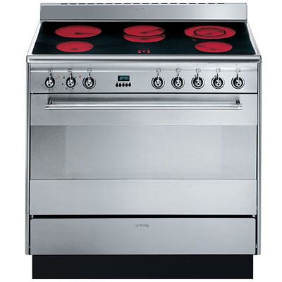 Smeg SUK91CMX5 Electric Cooker