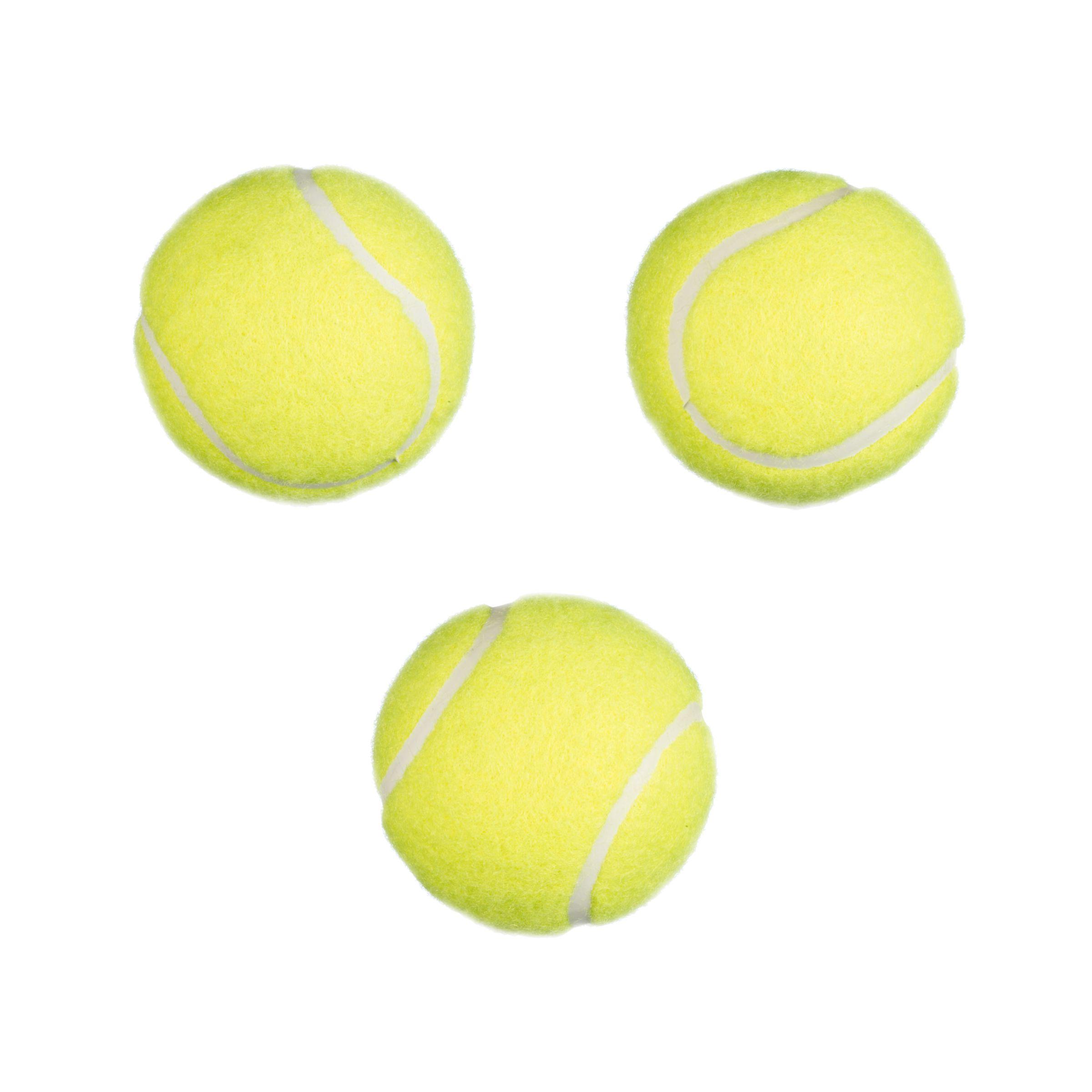 Mookie Toys Mookie Toys Tennis Balls, Pack of 3
