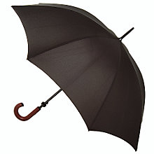 Buy Fulton Huntsman 1 Umbrella, Black Online at johnlewis.com