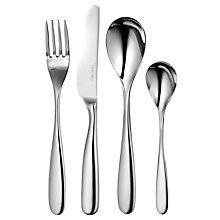 Buy Robert Welch Stanton Bright Children's Cutlery Set, 4 Piece Online at johnlewis.com