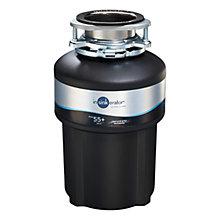 Buy ISE 55+ Continuous Feed Waste Disposal Unit Online at johnlewis.com