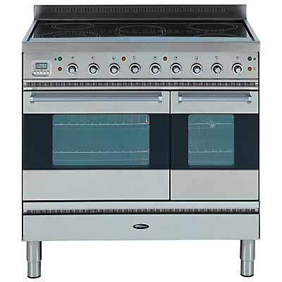 SI-E9T-L-S Electric Range Cooker,