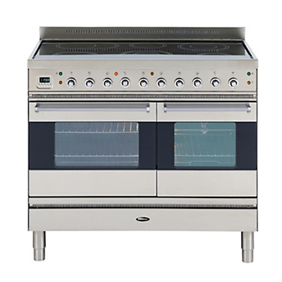 SI-E10T-L-S Electric Range Cooker,