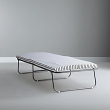 Buy Sussi Exclusive Folding Bed, Small Single Online at johnlewis.com