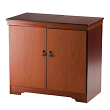 Buy Hostess Trolley, HL6240, Curl Mahogany Online at johnlewis.com