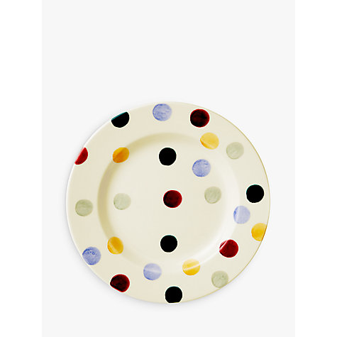 Buy Emma Bridgewater Polka Dot Plates, Multi Online at johnlewis.com