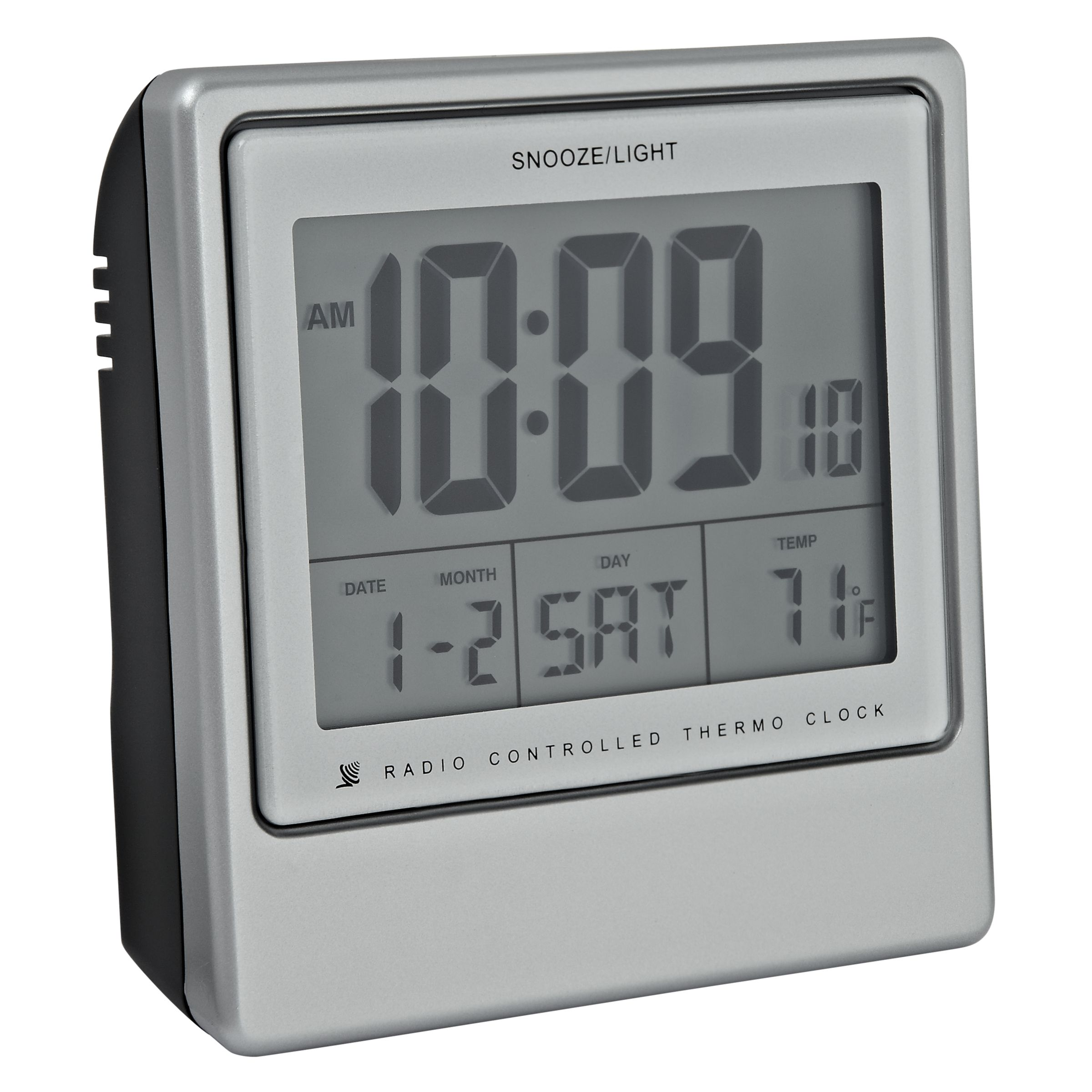 john lewis alarm clocks