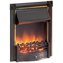 Buy Dimplex Fuel-Effect Fire, Horton HTN20BL, Black Online at johnlewis.com